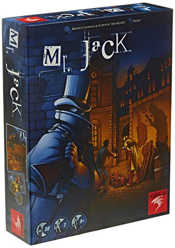 Piatnik HR001 Mr. Jack Detektivspiel