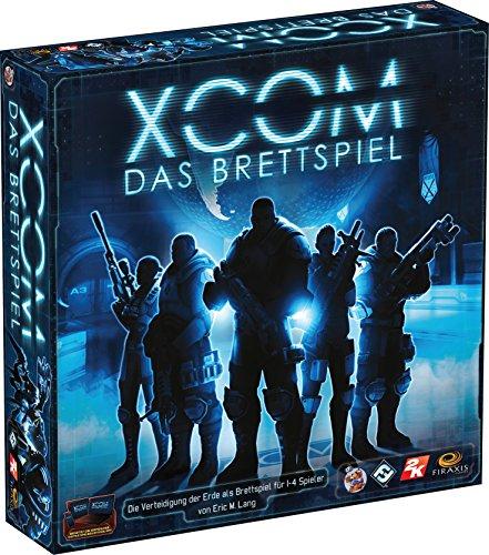 Asmodee HE745 - XCOM Brettspiel