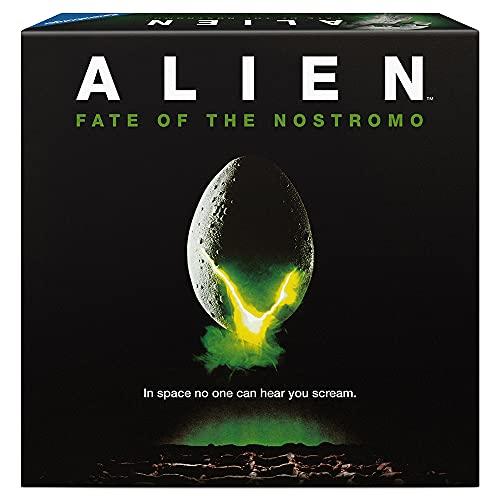 Ravensburger Alien Fate of The Nostromo - Strategie-Brettspiele für Erwachsene und Kinder ab 12 Jahren