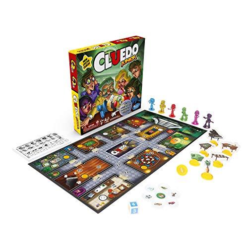 Hasbro Gaming C1293100 Junior, klassisches Detektivspiel, ab 5 Jahren