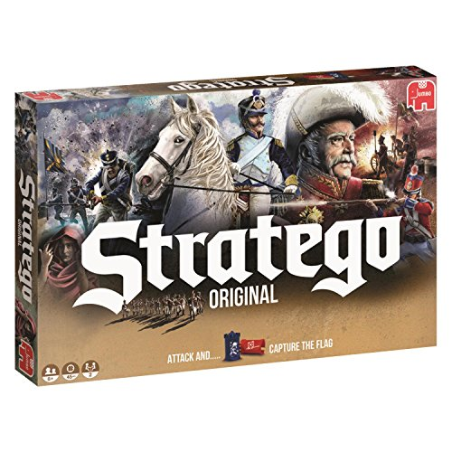 Jumbo 19496 Stratego Original, bunt