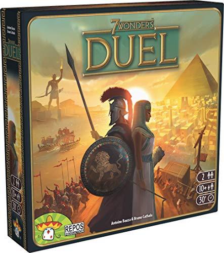 Repos Production - 7 Wonders Duel