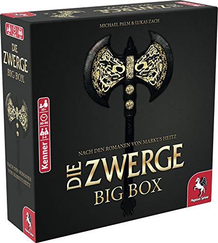 Pegasus Spiele 51933G - Die Zwerge Big Box