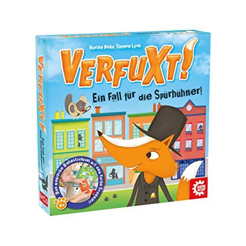 Game Factory 646255 Verfuxt, Detektivspiel für Kinder