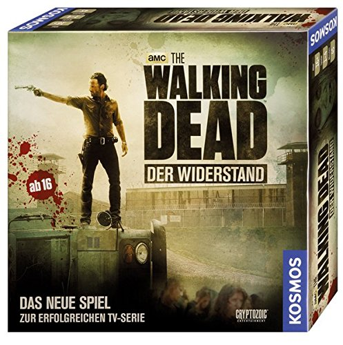 Kosmos 692308 - the Walking Dead - Der Widerstand