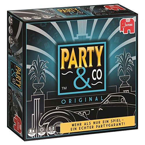 Jumbo Spiele 17792 Party & Co. Original, Spiel