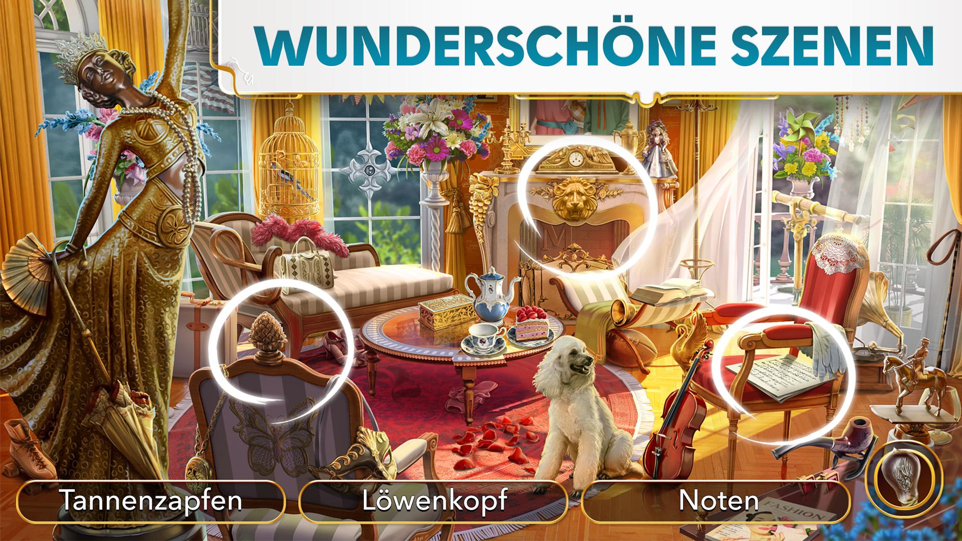 June's Journey - Wimmelbild-Detektivspiel